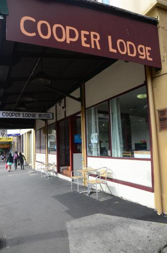 Cooper Lodge Hotel Sydney Photo