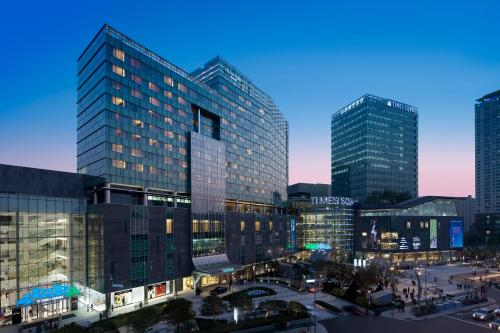 Courtyard By Marriott Seoul Times Square impression