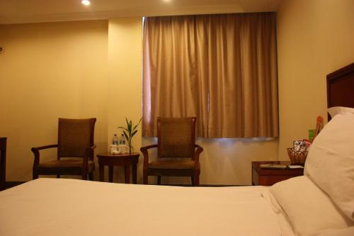 GreenTree Inn ShangHai ChangYang Road JiangPu Park Metro Station Business Hotel photo 31