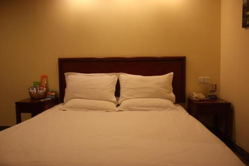 GreenTree Inn ShangHai ChangYang Road JiangPu Park Metro Station Business Hotel photo 34