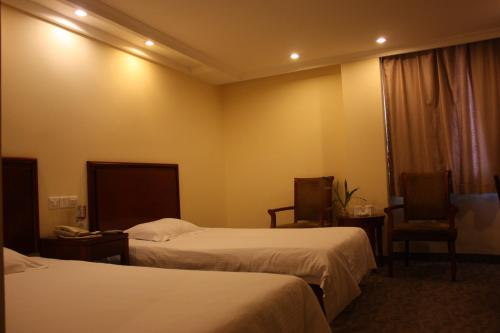 GreenTree Inn ShangHai ChangYang Road JiangPu Park Metro Station Business Hotel photo 38