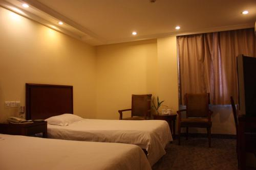GreenTree Inn ShangHai ChangYang Road JiangPu Park Metro Station Business Hotel photo 39
