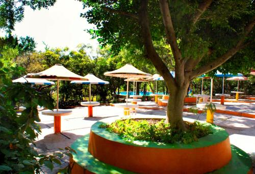 Hotel Piedras de Sol Solaris Morelos Photo