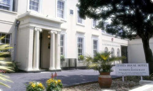 Lysses House Hotel, green hotel in Fareham, United Kingdom