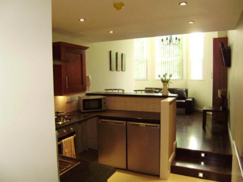 Photo of Brookhill Serviced Apartments Hotel Bed and Breakfast Accommodation in Belfast Antrim