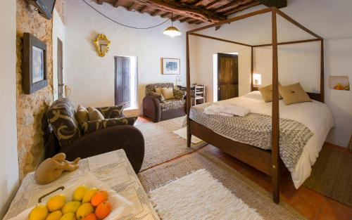 Habitación Doble Superior  Hotel Rural Can Partit - Adults Only 3