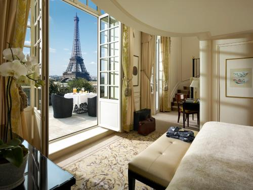Shangri-La Hotel, Paris photo 22