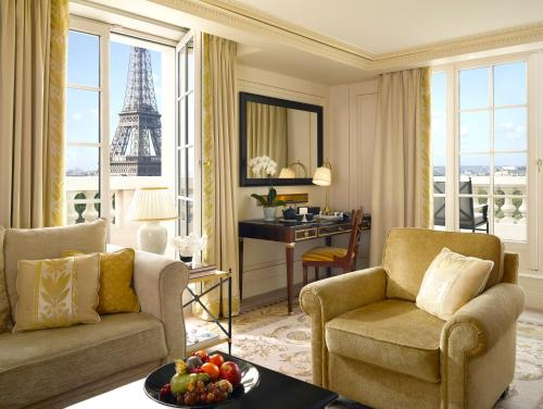 Shangri-La Hotel, Paris photo 32