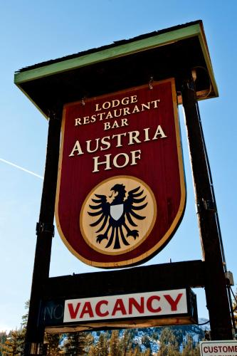Austria Hof Lodge Photo