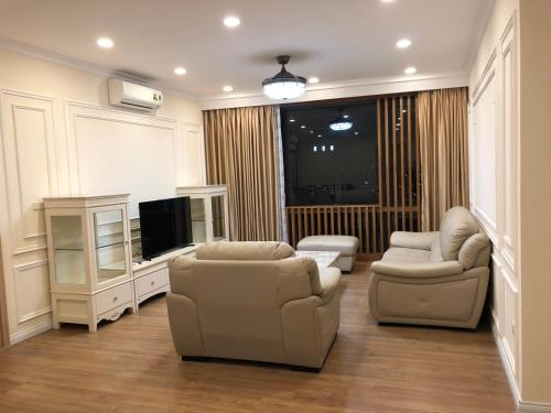 Mipec Riverside 3BR with a stunning view, Hanoi