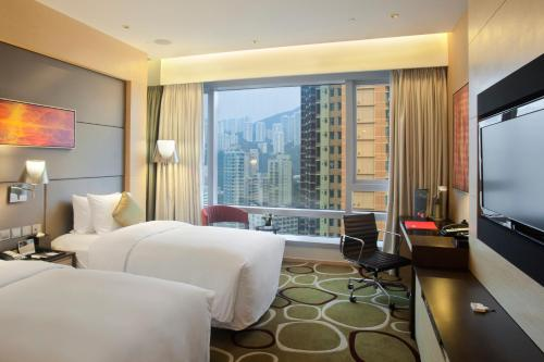 Crowne Plaza Hong Kong Causeway Bay photo 21
