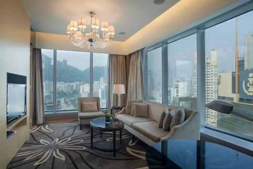 Crowne Plaza Hong Kong Causeway Bay photo 23