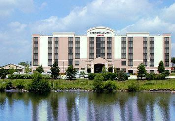 Photo of SpringHill Suites by Marriott Chicago SW Burr Ridge/Hinsdale Hotel Bed and Breakfast Accommodation in Burr Ridge Illinois