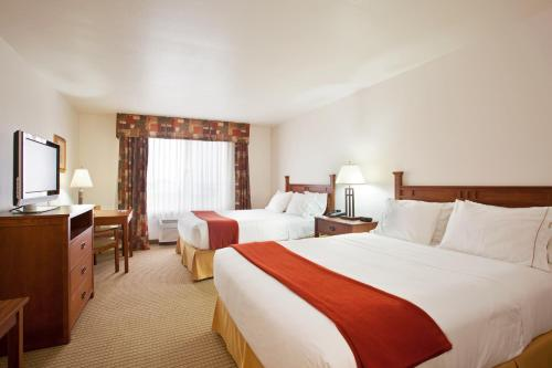 Holiday Inn Express Hotel & Suites Mattoon - Mattoon, IL 61938