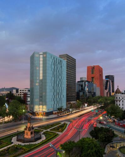 Гостиница «Le Meridien Mexico City», Куаутемок