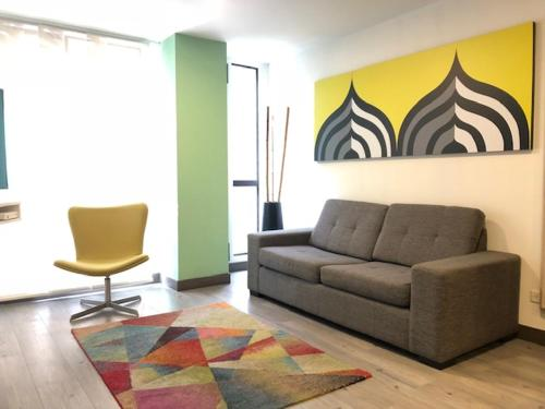 "new and nice apartment , near ""ZONA G"", Bogotá"