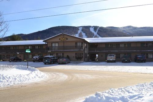 Kancamagus Lodge Lincoln Nh United States Overview