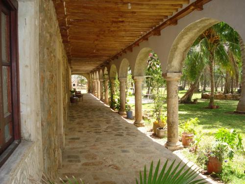 Hacienda Tepich Casa Vargas Photo