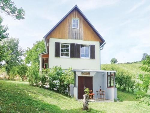 One-Bedroom Holiday Home in Eisenberg, Eisenberg an der Pinka
