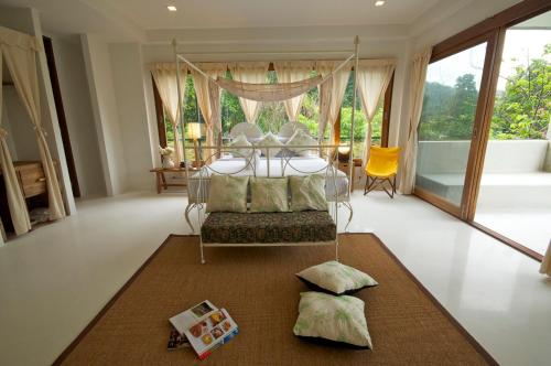 Suite with Mountain View for 2 Persons