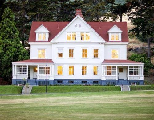 Photo of Cavallo Point Bed and Breakfast Hotel Accommodation in Sausalito California