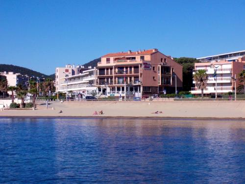 Hotel Les Aliz&eacute;s Cavalaire sur Mer
