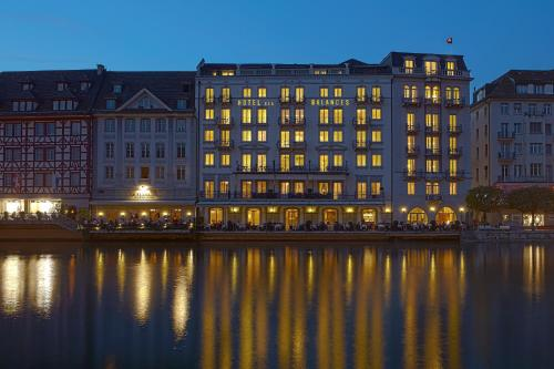 Hotel des Balances, Lucerne, Switzerland, picture 51