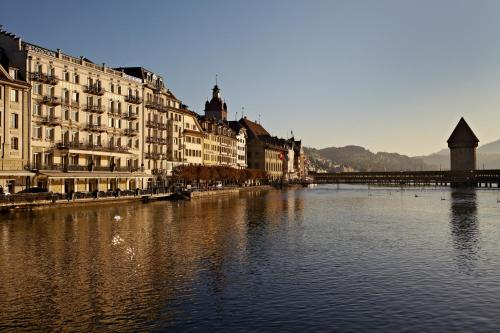 Hotel des Balances, Lucerne, Switzerland, picture 41