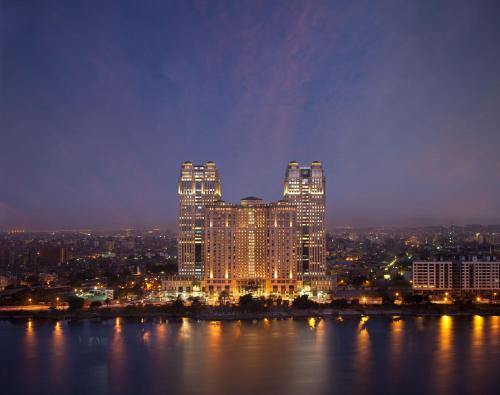 Гостиница «Fairmont Nile City», Каир