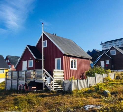 Cozy town house, Nuuk