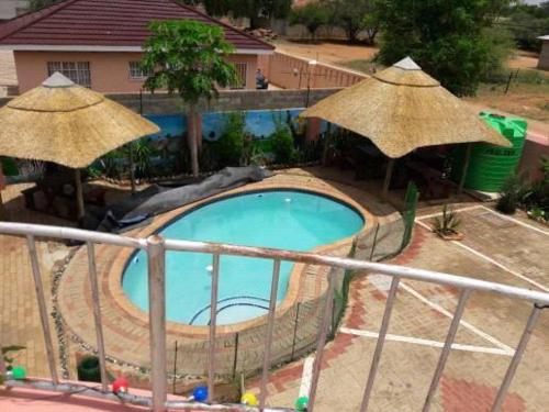 Barbie's Bed and Breakfast, Gaborone