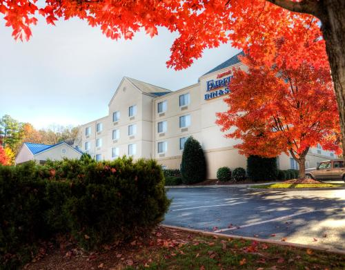 Fairfield Inn & Suites Raleigh Crabtree Valley Photo
