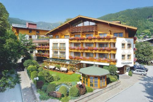Гостиница «Tirolerhof Zell am See», Целль-ам-Зе