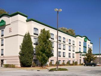 Photo of Wingate by Wyndham Atlanta Hotel Bed and Breakfast Accommodation in Atlanta Georgia