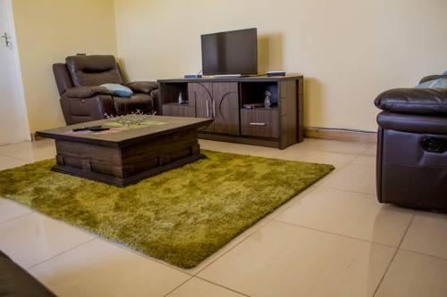 Lynm Residence, Harare