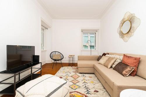 Charming and Cozy 2 bedroom apartment in Santos, Lisbonne