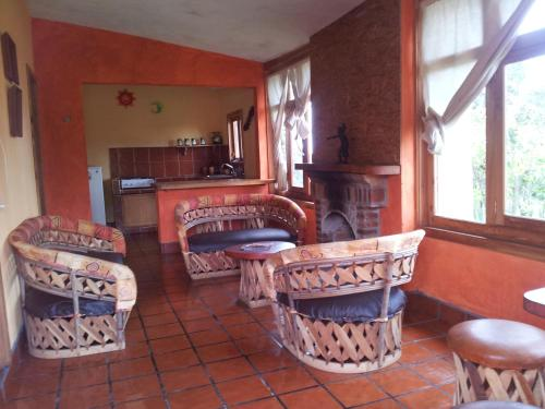 Cabañas en Mazamitla Betito Photo