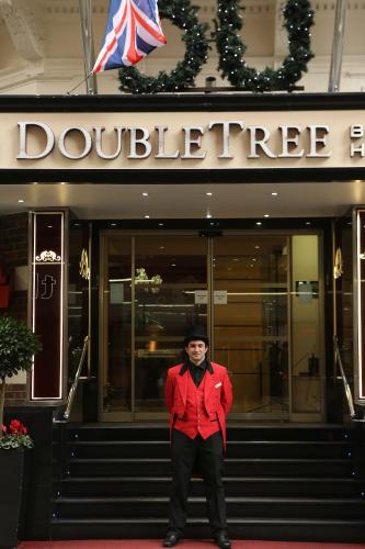 DoubleTree by Hilton Hotel London - Marble Arch photo 11