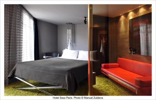 Hotel Sezz Paris photo 57