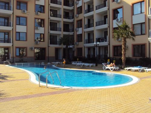 Dom-El Real Apartments in Raduga Complex