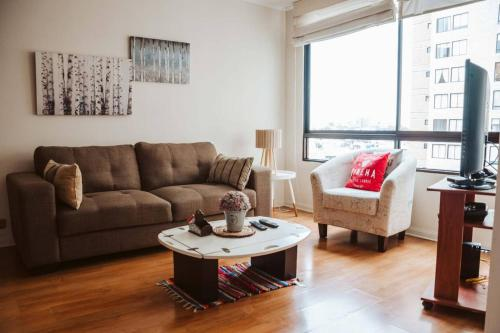 Comfy apartment in the heart of Miraflores, Lima