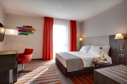 Park Inn by Radisson Lille Grand Stade, eco-hotel in Villeneuve d'Ascq, Frankrijk