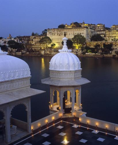 Taj Lake Palace , Udaipur, Indien, picture 13