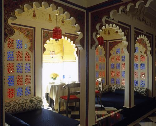 Taj Lake Palace , Udaipur, Indien, picture 2
