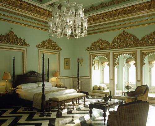 Taj Lake Palace , Udaipur, Indien, picture 20