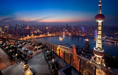 The Ritz-Carlton Shanghai, Pudong impression