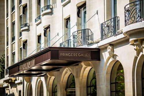 Prince de Galles, a Luxury Collection hotel, Paris photo 8