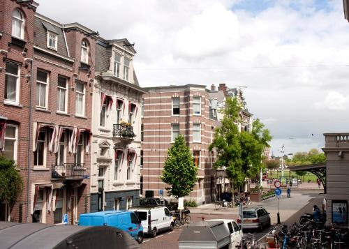 Budget Trianon Hotel Amsterdam Cheap Flexible Rates