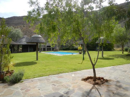 Lemoenfontein Game Lodge Photo