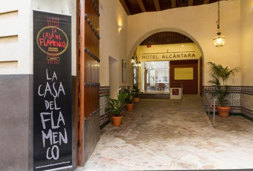 Hotel Alcántara photo 17